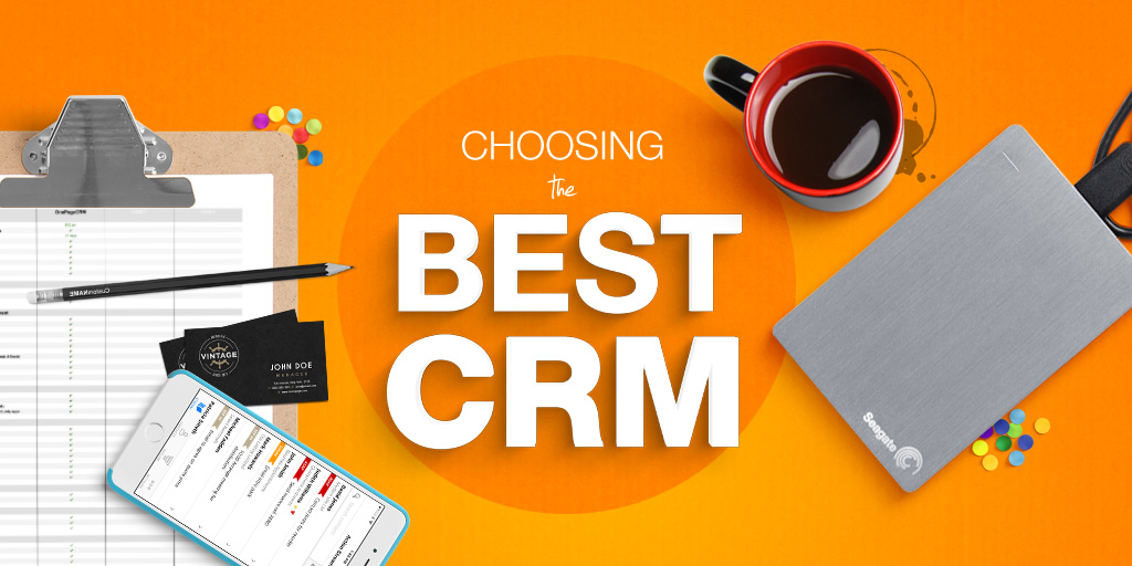 How to choose the best CRM solution for the growth of business